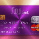 Solicitar cartão de crédito da Nubank