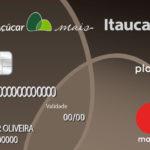 Cartão de crédito Pão de Açúcar Itaucard Platinum Mastercard