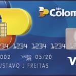 Como solicitar cartão de crédito Lojas Colombo Nacional