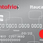 Como Solicitar o cartão de crédito Pontofrio Itaucard Internacional Mastercard