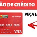 Como Solicitar o cartão de crédito Ricardo Eletro